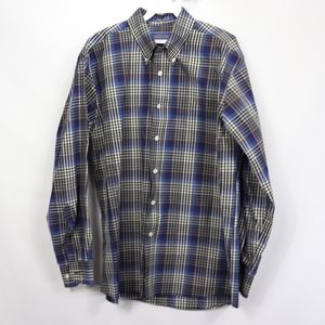 Pendleton Mens Large Long Sleeve Button Up Shirt